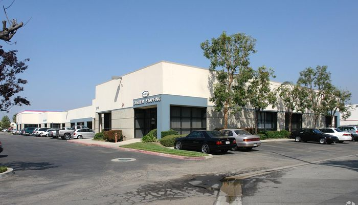 Warehouse Space for Rent at 1235 E Francis St Ontario, CA 91761 - #1