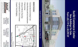 Warehouse Space for Sale located at 15741-15767 Euclid Ave Chino, CA 91708