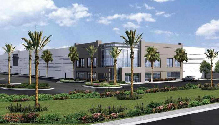 Warehouse Space for Rent at Dumas & Washington Ave San Bernardino, CA 92408 - #1