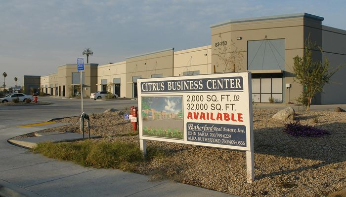 Warehouse Space for Rent at 83750 Citrus Ave Indio, CA 92201 - #6