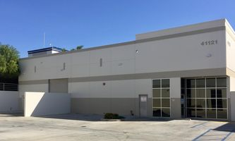 Warehouse Space for Rent located at 41121 Golden Gate Circle Murrieta, CA 92562