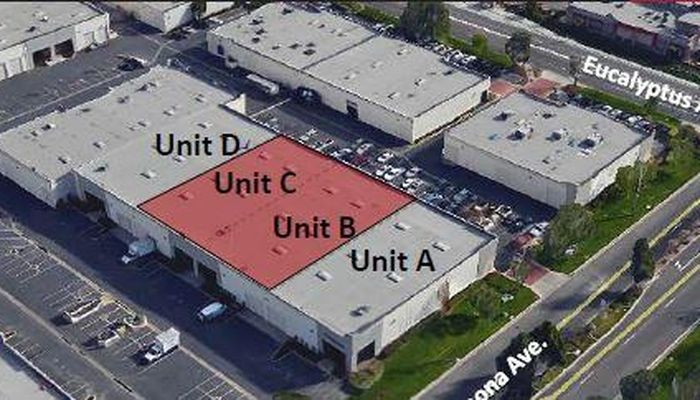 Warehouse Space for Rent at 14455 Ramona Avenue Chino, CA 91710 - #1