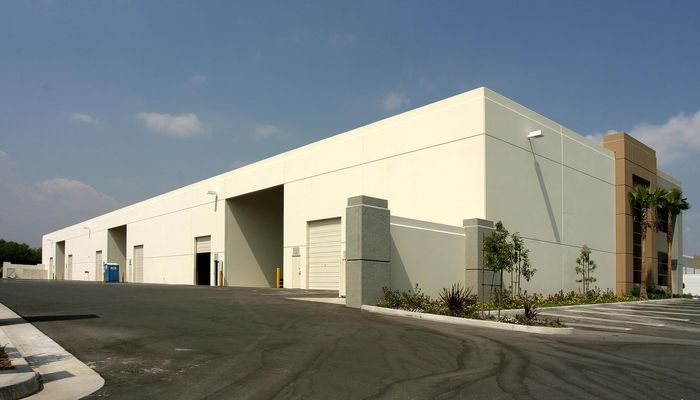 Warehouse Space for Rent at 4230 E Airport Dr Ontario, CA 91761 - #2