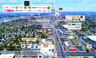 Retail Space for Sale located at 16889-16929 Beach Blvd Huntington Beach, CA 92647