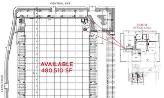 Warehouse Space for Rent located at 675 E Central Ave San Bernardino, CA 92408