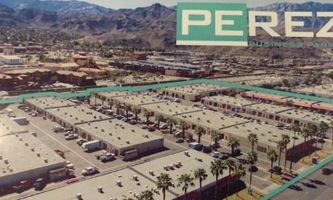 Warehouse Space for Rent located at 68703 Perez Road Cathedral City, CA 92234