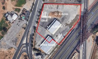 Warehouse Space for Rent located at 2650 La Cadena Dr Colton, CA 92324