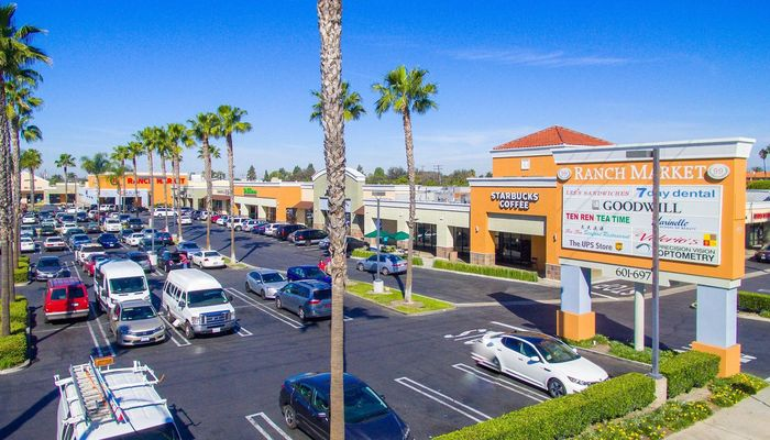 Retail Space for Rent at 601-697 Euclid St. Anaheim, CA 92801 - #1