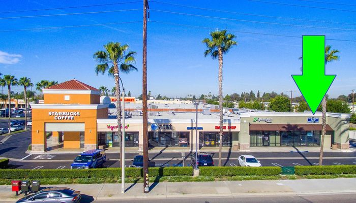 Retail Space for Rent at 601-697 Euclid St. Anaheim, CA 92801 - #4
