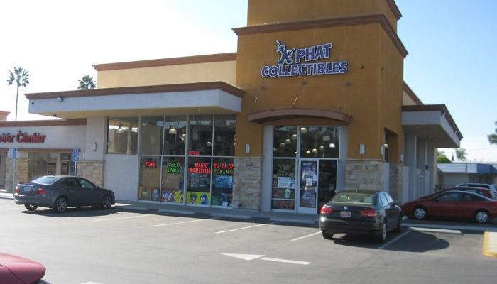 Retail Space for Rent at 1201-1295 N Euclid St Anaheim, CA 92801 - #1