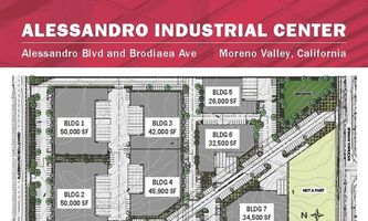 Warehouse Space for Rent located at 2 Alessandro Blvd Moreno Valley, CA 92553