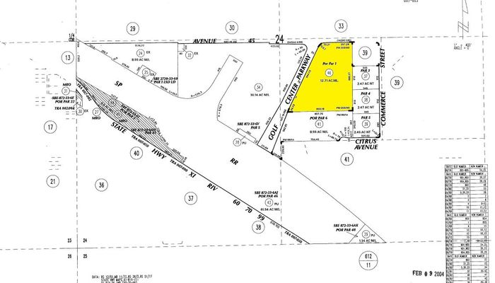 Warehouse Space for Rent at 45090 Golf Center Pky Indio, CA 92201 - #10