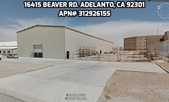 Warehouse Space for Rent located at 16415 Beaver Rd Adelanto, CA 92301
