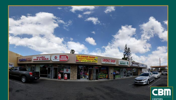 Retail Space for Rent at 215 S. State College Blvd. Anaheim, CA 92806 - #1