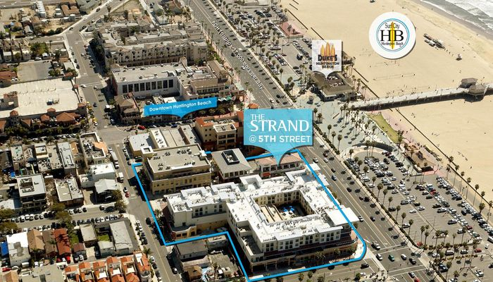 Retail Space for Rent at 150 5th St Huntington Beach, CA 92648 - #1