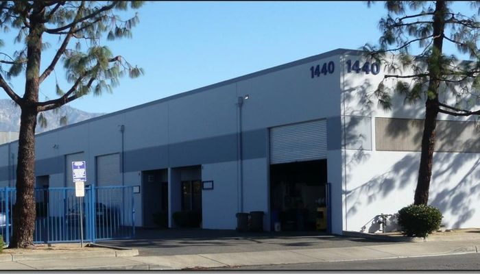 Warehouse Space for Rent at 1454 W Brooks St Ontario, CA 91762 - #6