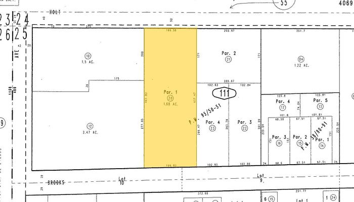Warehouse Space for Sale at 1515 W Holt Blvd Ontario, CA 91762 - #7