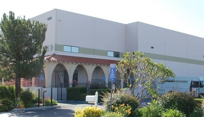 Warehouse Space for Rent at 4625 Vinita Court Chino, CA 91710 - #1