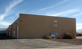 Warehouse Space for Rent located at 13987 Pioneer Rd Apple Valley, CA 92307