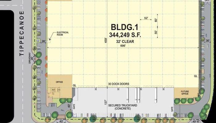 Warehouse Space for Rent at 1445 S Tippecanoe Ave San Bernardino, CA 92408 - #5