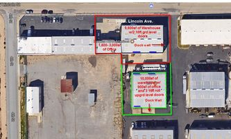 Warehouse Space for Rent located at 274 W Lincoln St Banning, CA 92220