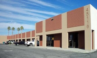 Warehouse Space for Rent located at 45116 Commerce St Indio, CA 92201