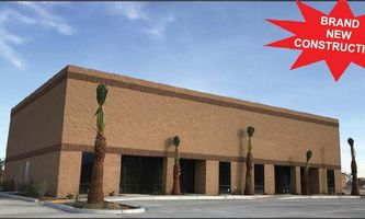 Warehouse Space for Rent located at 34750 Spyder Cir Palm Desert, CA 92211