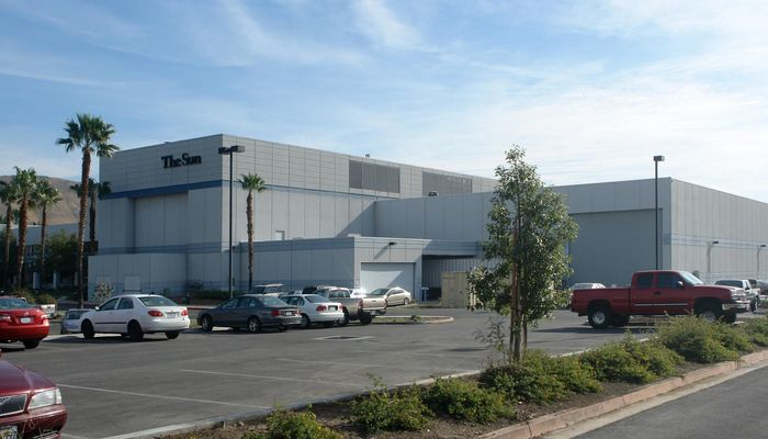 Warehouse Space for Rent at 4010 Georgia Blvd San Bernardino, CA 92407 - #2