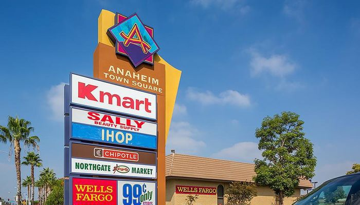 Retail Space for Rent at 2280 E. Lincoln Ave. Anaheim, CA 92806 - #2