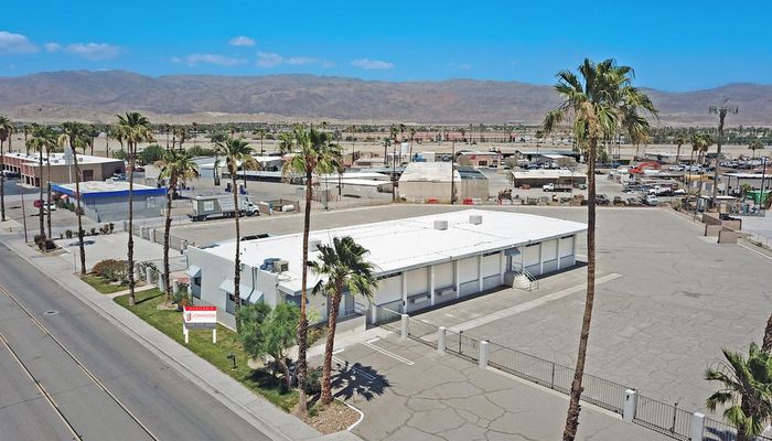 Warehouse Space for Rent at 45252 Commerce St Indio, CA 92201 - #1