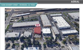 Warehouse Space for Rent located at 12350 Doherty St Riverside, CA 92503