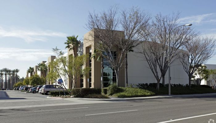 Warehouse Space for Rent at 4230 E Airport Dr Ontario, CA 91761 - #1