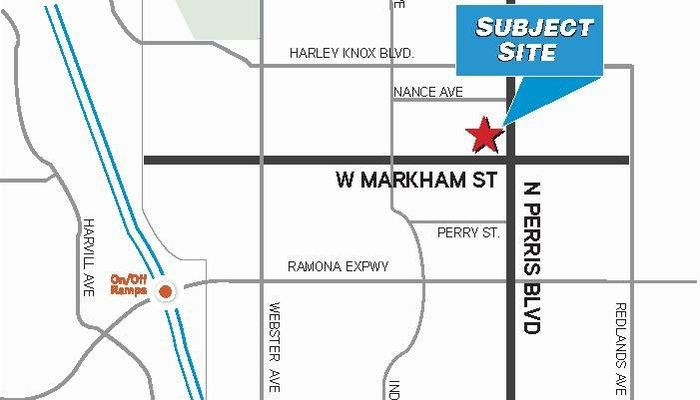 Warehouse Space for Sale at 212 Markham St Perris, CA 92570 - #4