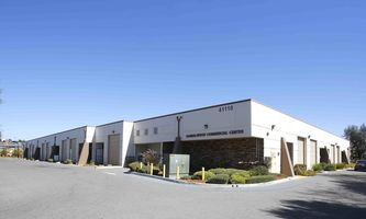 Warehouse Space for Rent located at 41110 Sandalwood Cir Murrieta, CA 92562