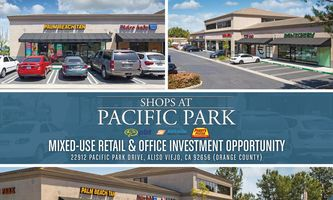 Retail Space for Sale located at 22912 Pacific Park Dr Aliso Viejo, CA 92656