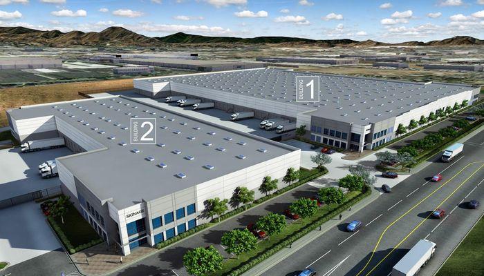 Warehouse Space for Rent at 1385 S Tippecanoe Ave San Bernardino, CA 92408 - #1