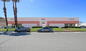 Warehouse Space for Rent located at 36665 Bankside Dr Cathedral City, CA 92234