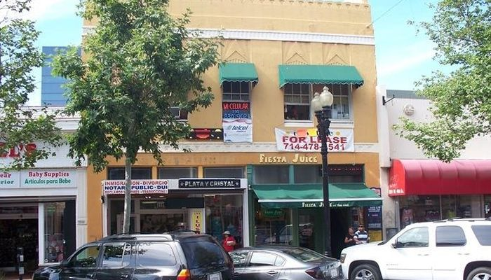 Retail Space for Rent at 209-211 W 4th St Santa Ana, CA 92701 - #1