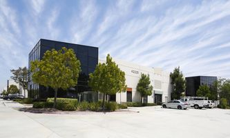 Warehouse Space for Rent located at 42225 Remington Ave Temecula, CA 92590