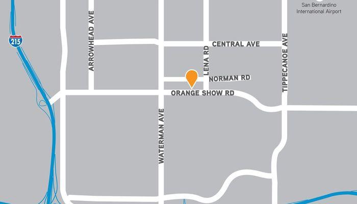 Warehouse Space for Rent at 520 E Orange Show Rd San Bernardino, CA 92408 - #4