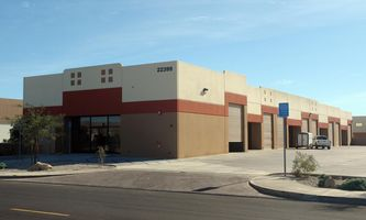 Warehouse Space for Rent located at 22399 Powhattan Rd Apple Valley, CA 92308