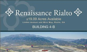 Warehouse Space for Rent located at Linden Avenue & Miro Way Rialto, CA 92376