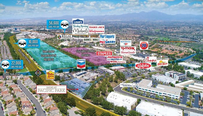 Retail Space for Sale at 22912 Pacific Park Dr Aliso Viejo, CA 92656 - #2