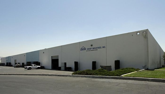 Warehouse Space for Rent at 13207 Marlay Ave Fontana, CA 92337 - #1