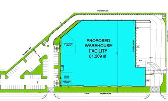 Warehouse Space for Rent located at Perris Blvd. & Markham street Perris, CA 92571